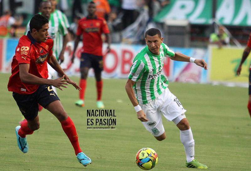 Nacional:  con Jerarquía   Medellin: Con miedo