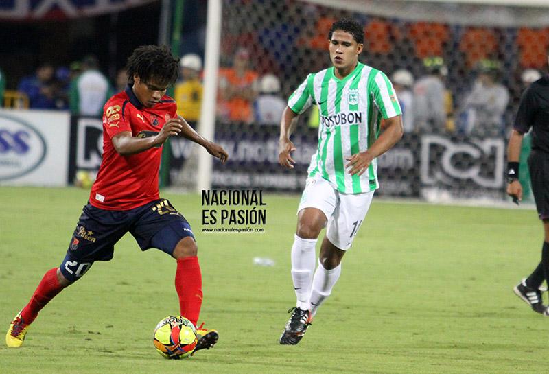 Nacional debutó con triunfo