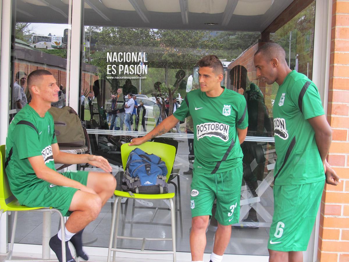 Páez quiere triunfar en el verde