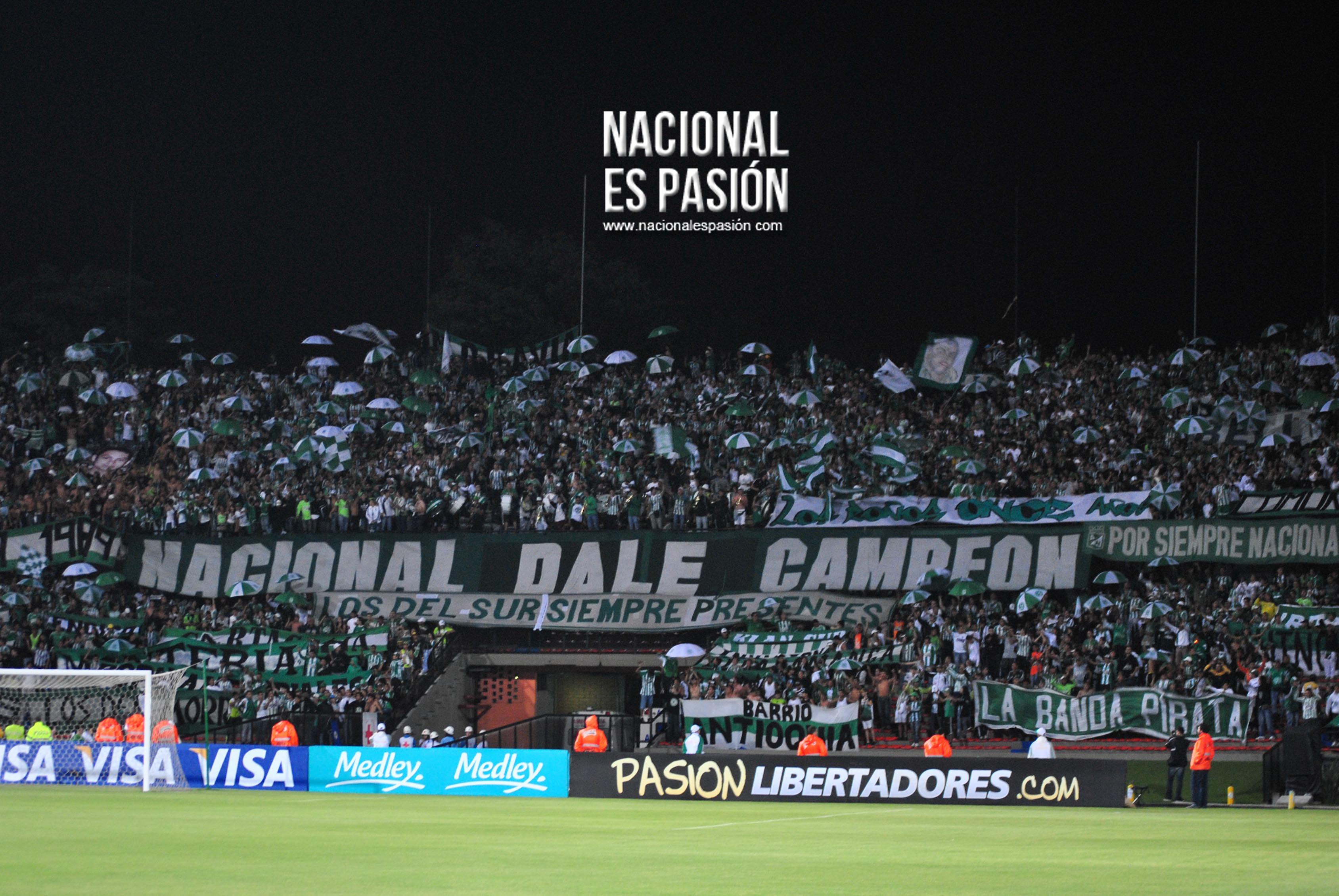 Nacional regresa a Copa Libertadores