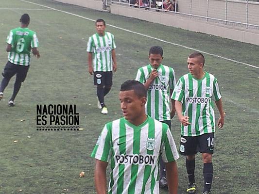 Nacional 3 – Nororiental 3 ¡Partidazo!