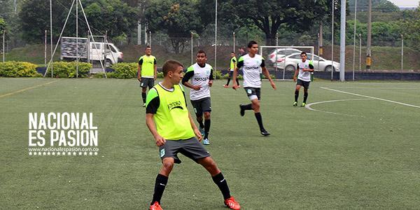 Juveniles verdolagas al Rionegro F.C