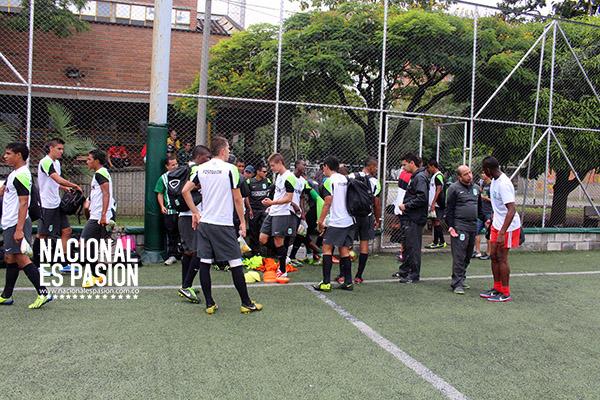 Nacional es líder del torneo  Postobón sub 20