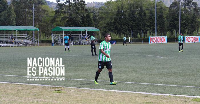 Nacional 2 Rionegro 2 en amistoso