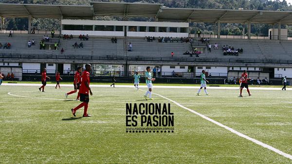 Nacional 3- Medellín 0 en imágenes