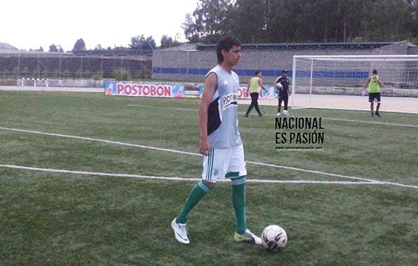 Leo Acevedo, de Nacional al Porto