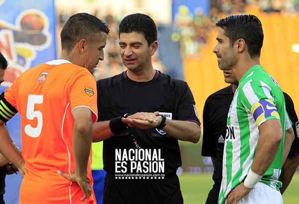 Nacional 0- Envigado 1: Imágenes de la derrota