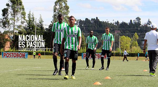 Nacional 12 – La Cantera de Pereira 0: ¡Impresionante Goleada!