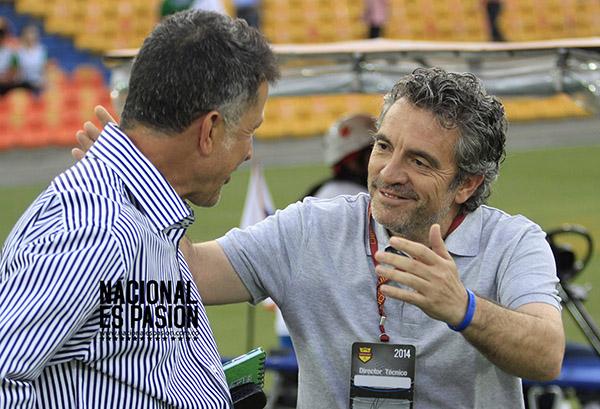 Osorio: ¡Choque esos 5!