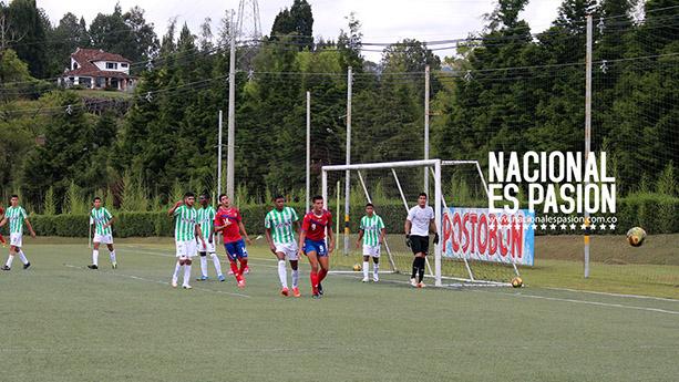 Costa Rica sub21 le ganó a Nacional