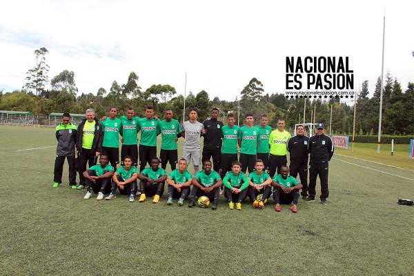 Nacional de gira por Ecuador