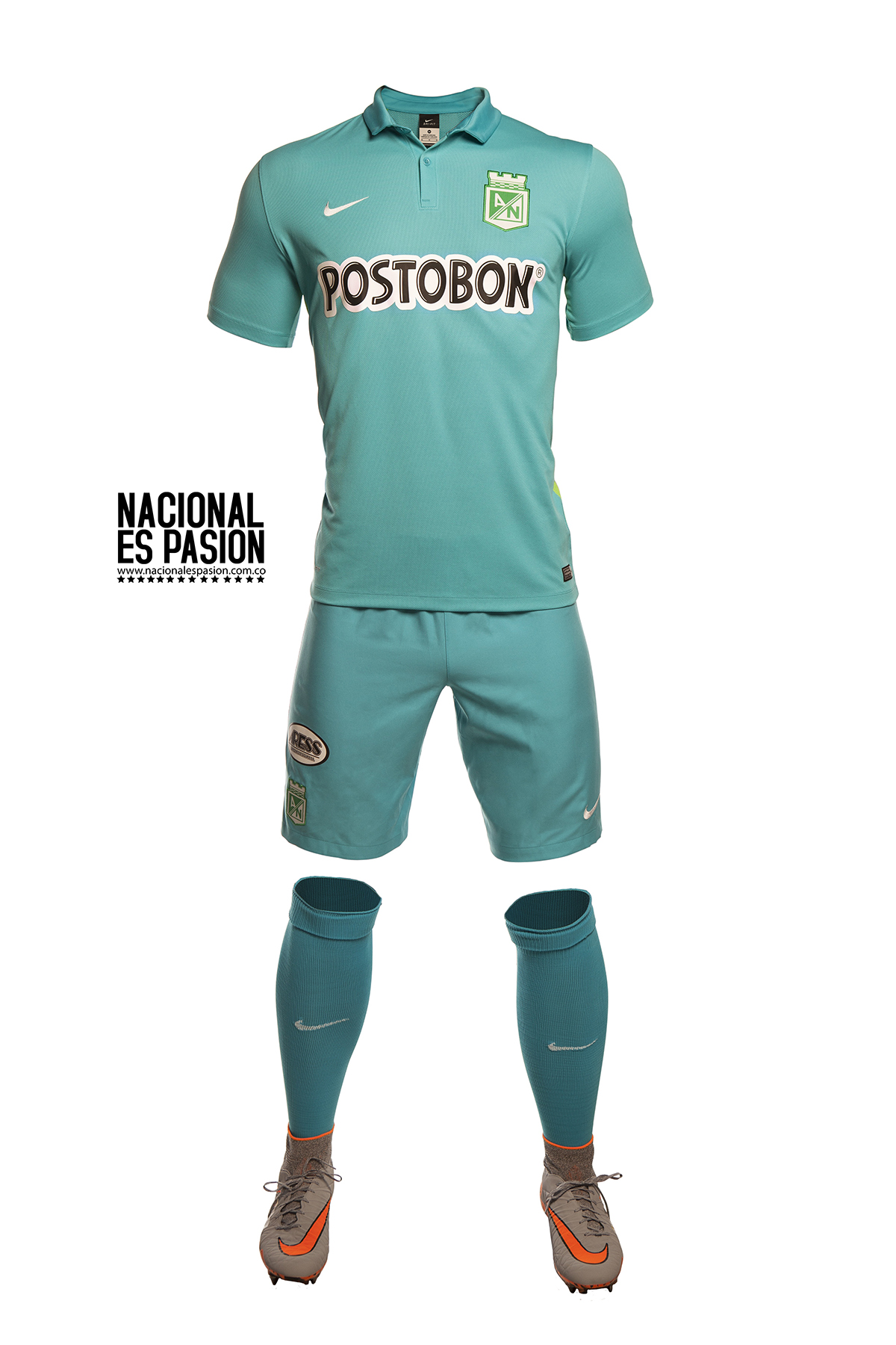 some stuff about presentacion uniforme atletico nacional 2018 ... d857548564c5e