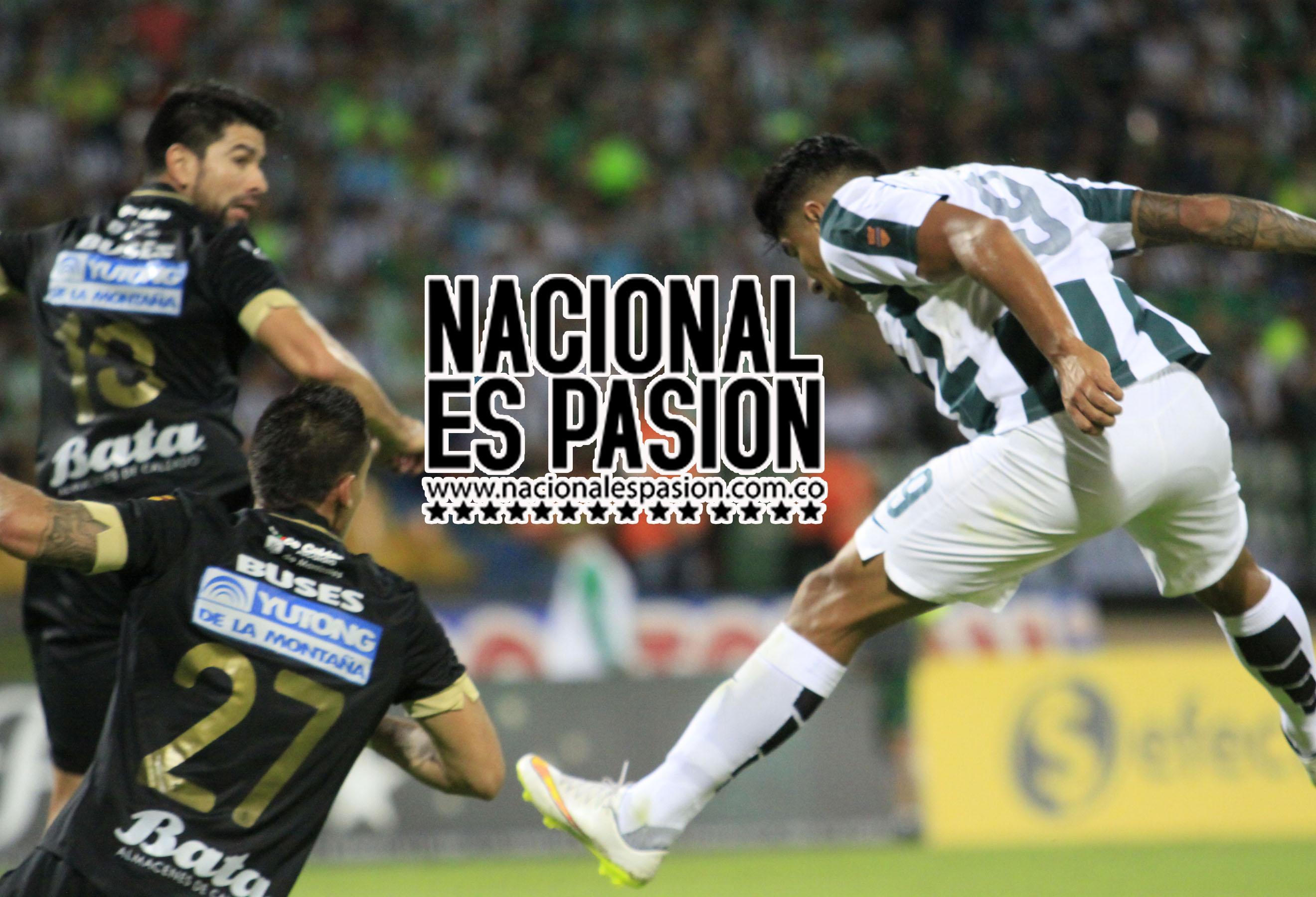 Atlético Nacional Vs Once Caldas en imágenes
