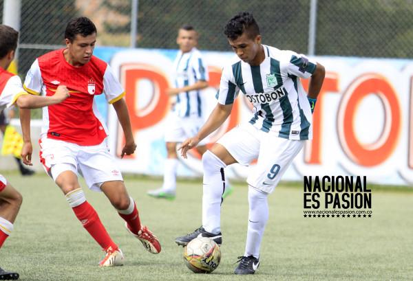 Nacional  7- Santafé 0: Siguen las goleadas