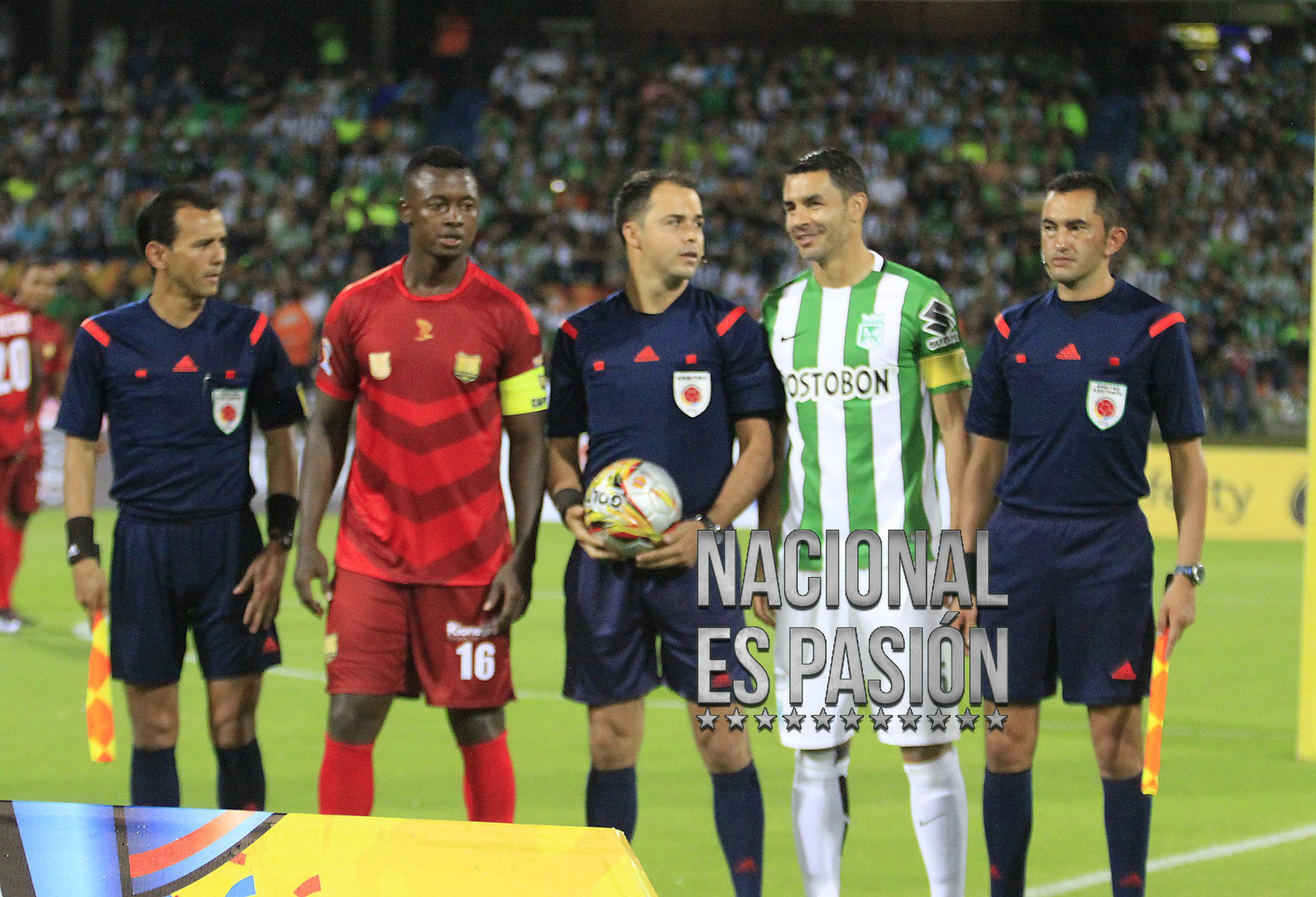Atlético Nacional Vs Rionegro Águilas, en imágenes