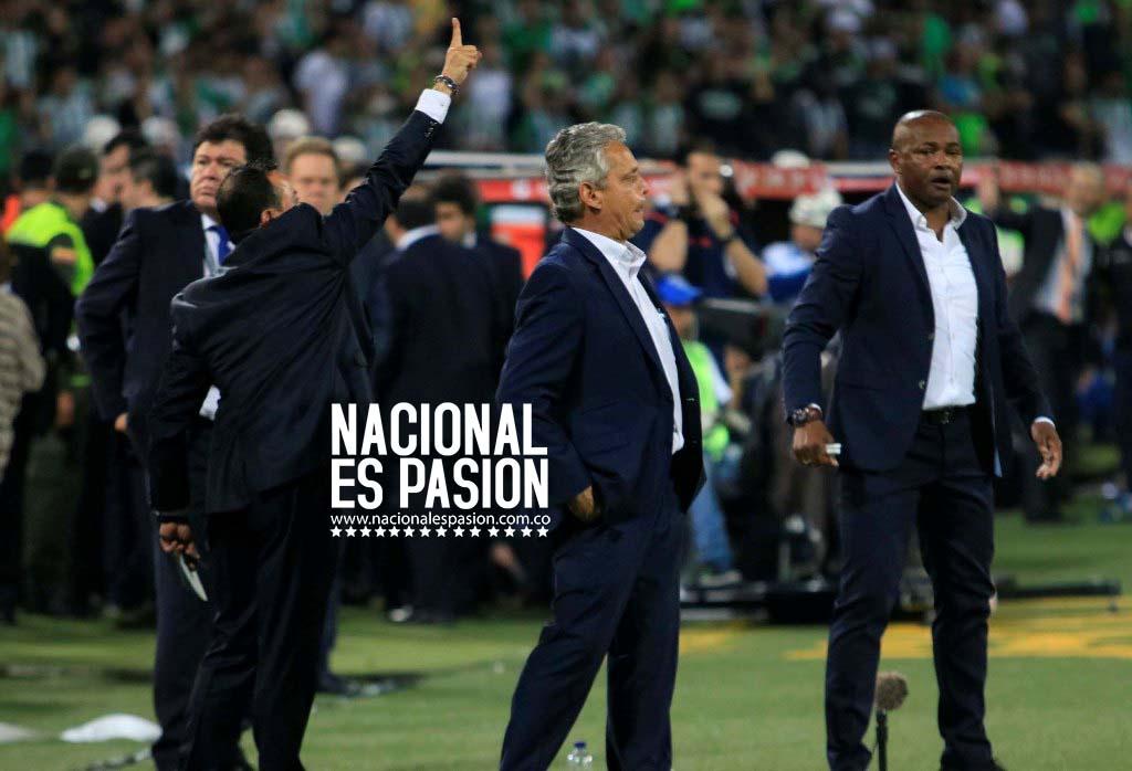 Reinaldo Rueda se queda en Nacional