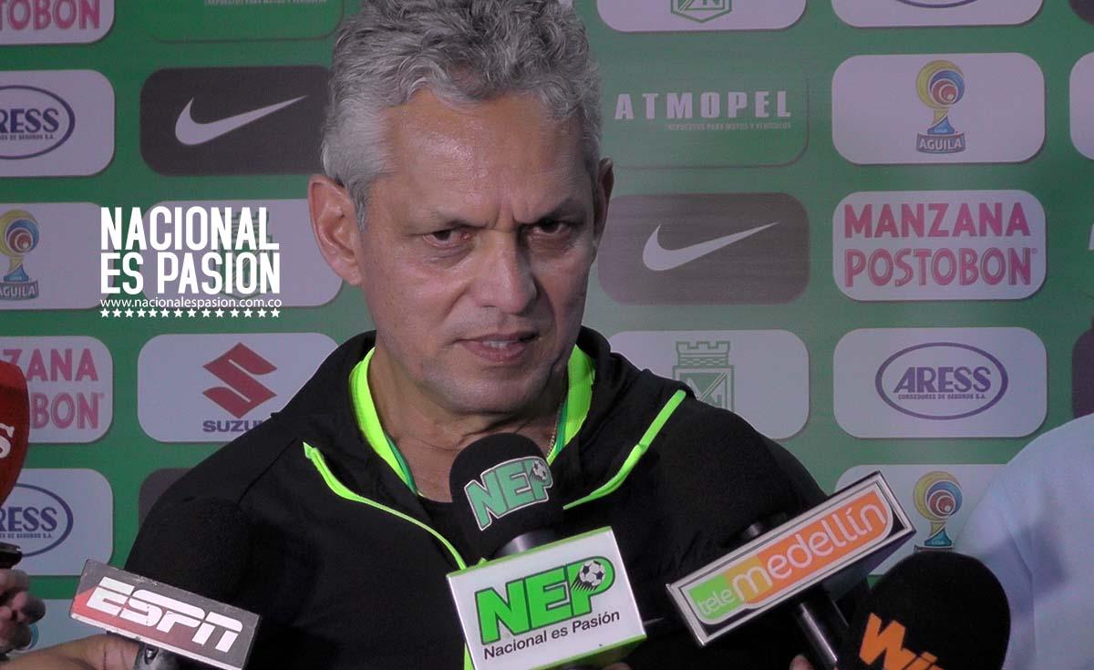 El técnico de Nacional, Rueda entre los mejores.