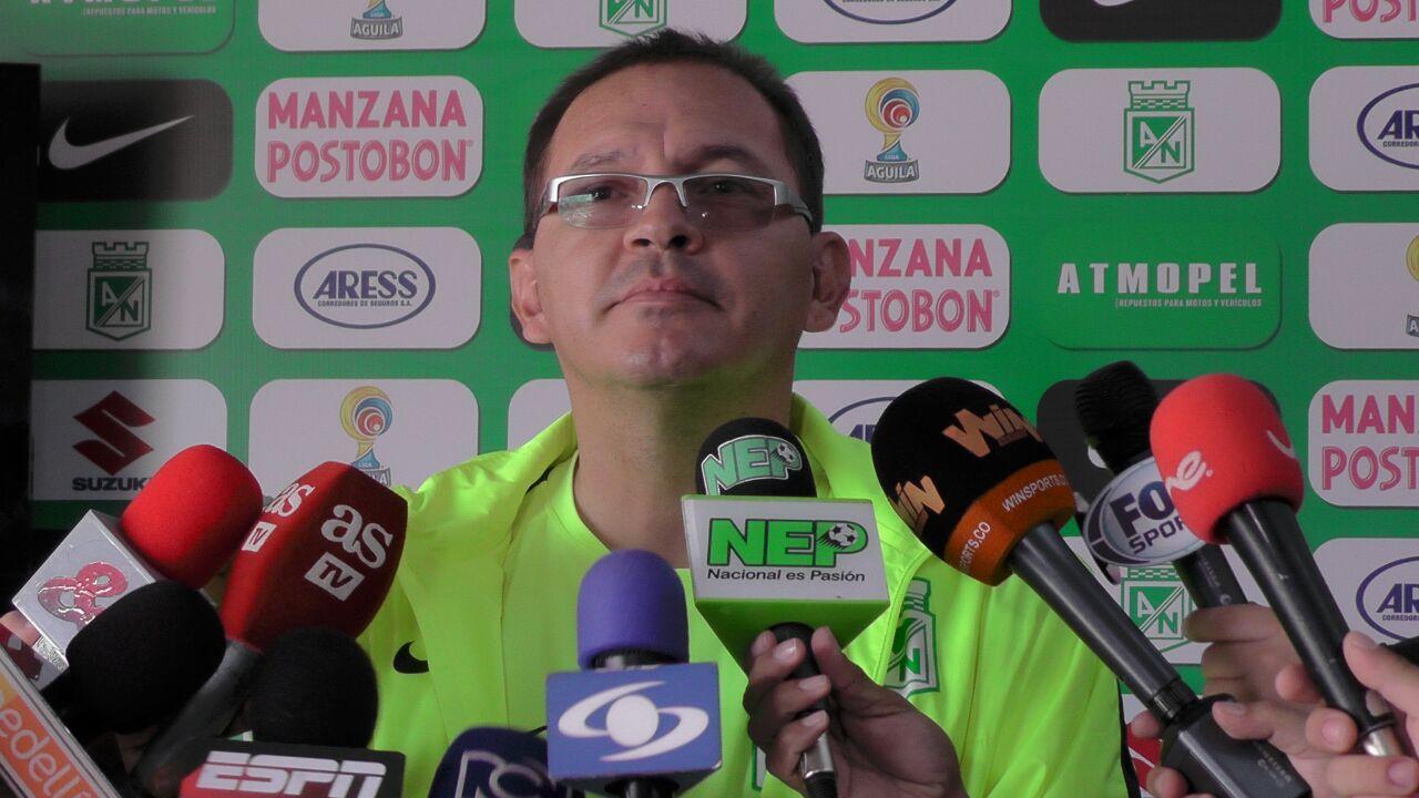 Nelson Rodríguez medico de Atlético Nacional y las novedades medicas del club