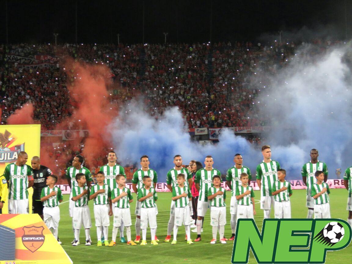 Los sueños no se conquistan con suerte, filosofía de Atlético Nacional