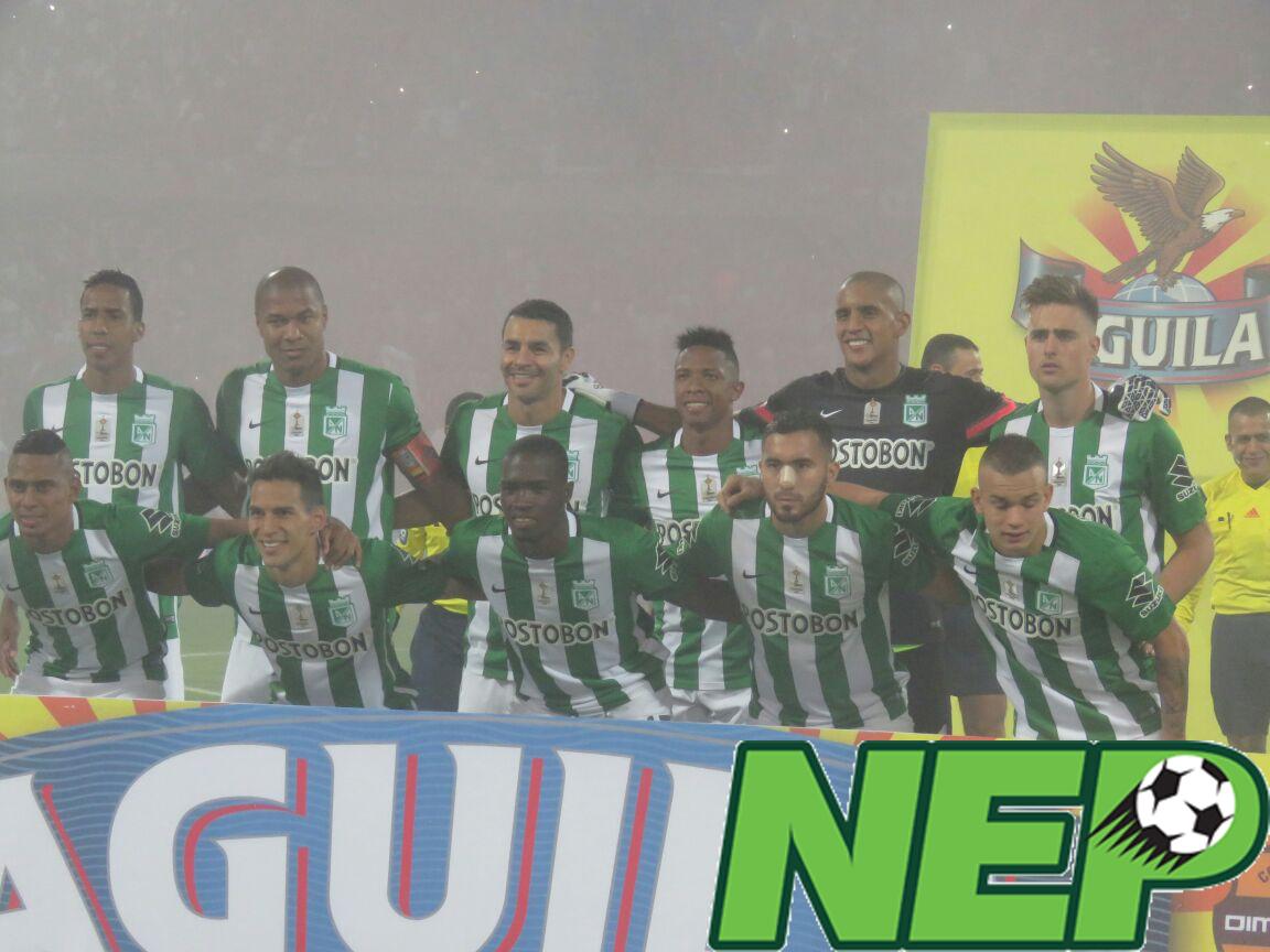 Medellín 2 – Atlético Nacional 2: Todos Contentos