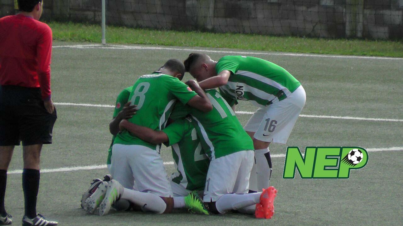 Atlético Nacional a la final
