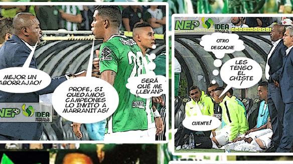 Atlético Nacional: Un equipo que tiene el vicio de ganar