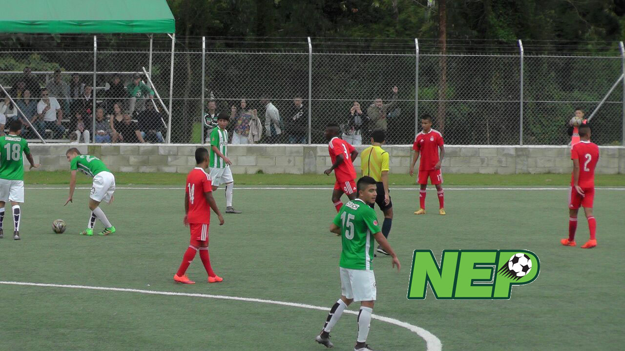 Nacional 1 – América 0: otra semifinal para el verde