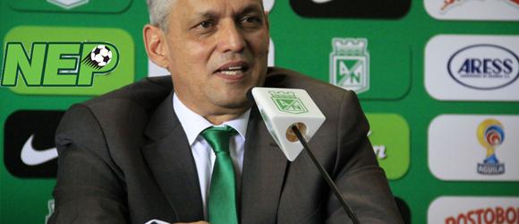 Reinaldo Rueda habla de su continuidad en Atlético Nacional.
