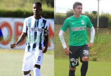 Los Juveniles Verdolagas a Selección Colombia