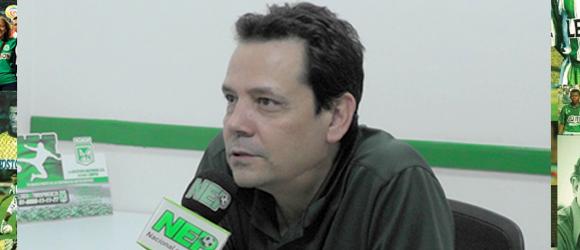 """""""Atlético Nacional tendrá un gran museo"""" Ramón Pinilla"""