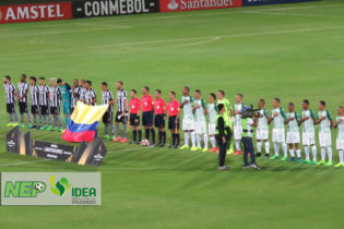 Nacional eliminado de la Libertadores