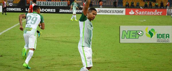Nacional se despide de la Libertadores