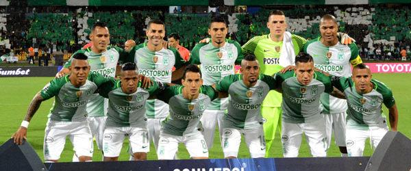 Nacional  4 –  Chapecoense  1:¡R E C A M P E Ó N !