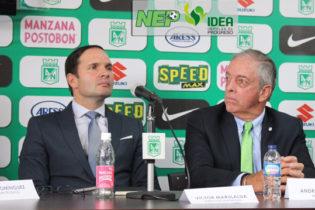 Atlético Nacional: Salida y llegada de Jugadores
