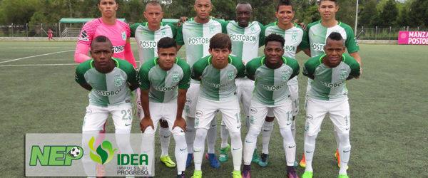 Nacional 4 – Talento Bello 0