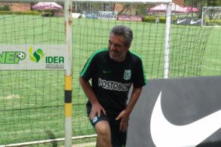 Juan Manuel Lillo habla sobre la llegada de mas jugadores a Atlético Nacional