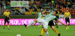 Nacional  4 –  Alianza 0: FINURA  Y  EXPLOSIÓN.