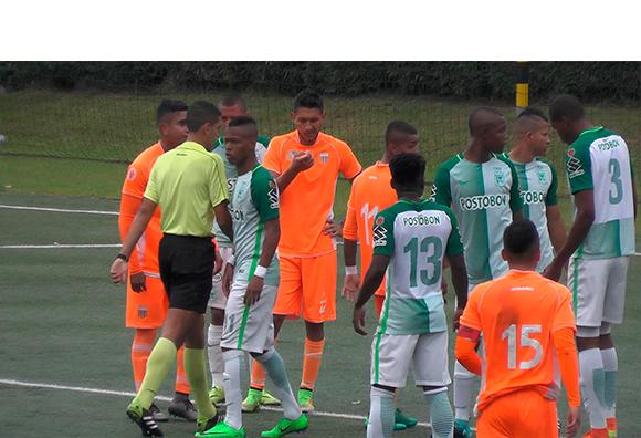 Nacional 1 Envigado 1: Empate agónico del verde en el torneo nacional Sub-20.
