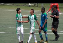 Sub-20: Nacional 3 Alianza Platanera 0. Con tripleta de Andrés Sarmiento….