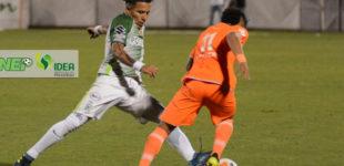 Envigado  0 – Nacional  2: Control de juego y resultado