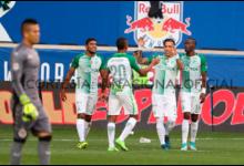 Atlético Nacional derrotó 2-0 a Chivas en amistoso Internacional.