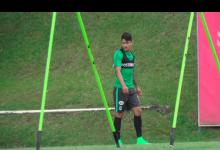 """""""Estoy listo para debutar en la liga, cien por ciento""""…"""
