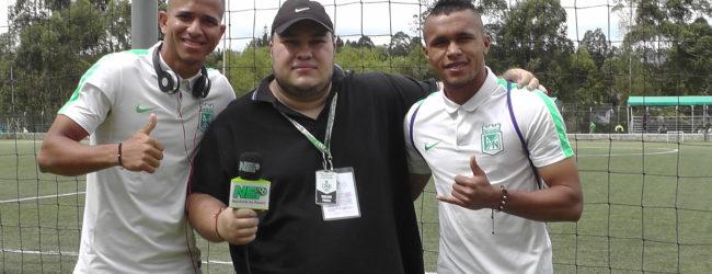 David Pérez, Andrés Sarmiento:Creación, talento y goles para la Sub 20 de Nacional…