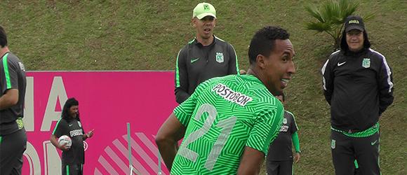 """Jhon Edison Mosquera:""""La afición quiere que metamos más goles""""…"""