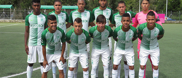 Nacional 0 – Leones 0: El verde empató de local, pero sigue de Líder en el Sub-20.