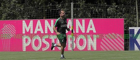 íñigo Domínguez y sus objetivos en Atlético Nacional