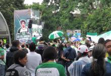 Día Del Hincha Verdolaga…Apoyando