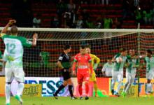 Atletico Nacional Vs Patriotas, el verde vuelve a casa luego de un mes.