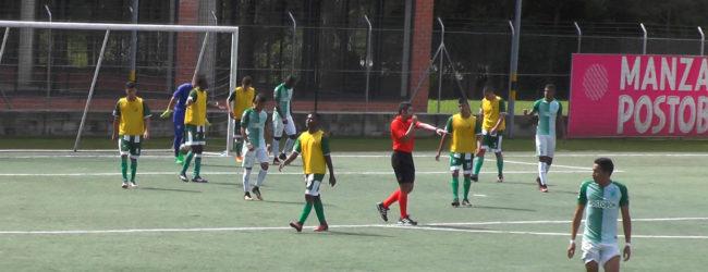!Partidazo Sub-17!:Nacional 3 Sarmiento Lora 3…
