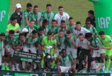 """Atlético Nacional:""""CAMPEÓN DE LA LAF-2017-SUB-16…"""